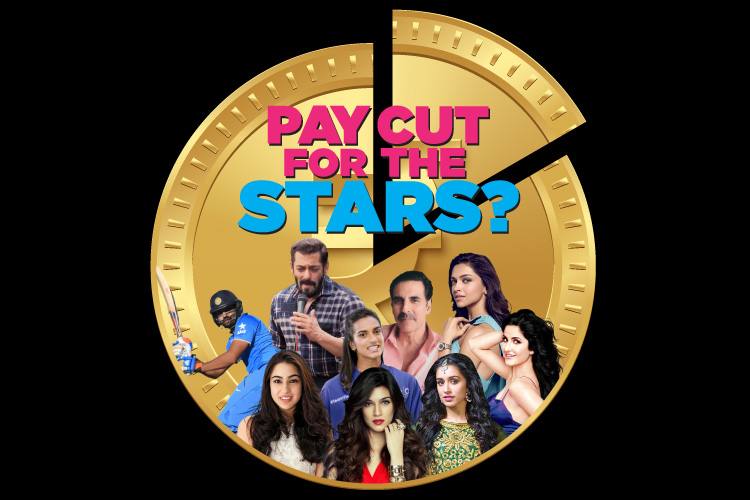 PAY CUT FOR THE STARS?