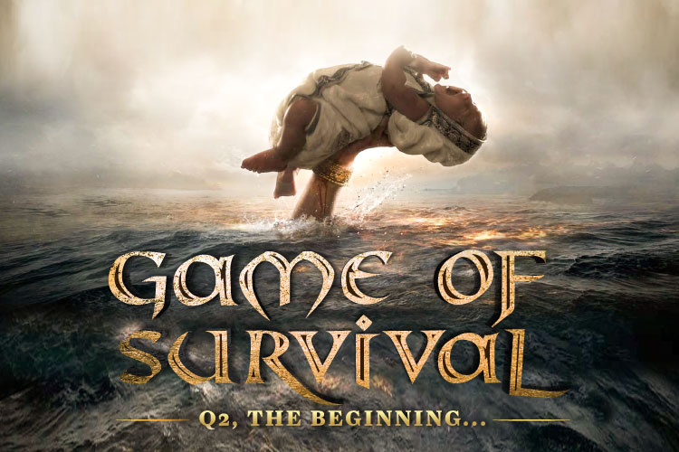 Q2: THE GAME OF SURVIVAL FOR AD AGENCIES