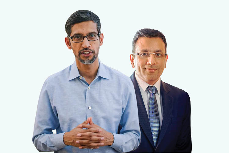 WHEN WE BUILD FOR INDIA, WE BUILD FOR THE WORLD: SUNDAR PICHAI