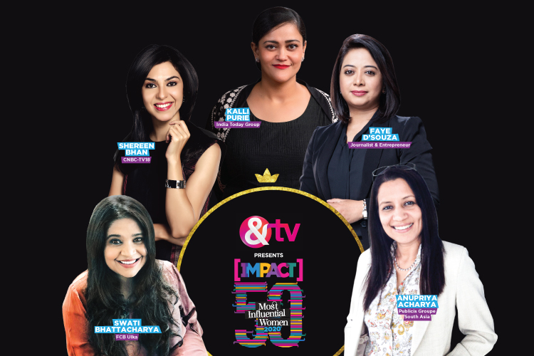 19 NEW ENTRANTS IN IMPACT'S 50 MOST INFLUENTIAL WOMEN LIST, 2020, WITH KALLI PURIE AT NO.1