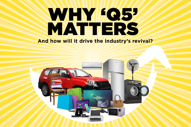 How will 'Q5' drive the industry's revival?