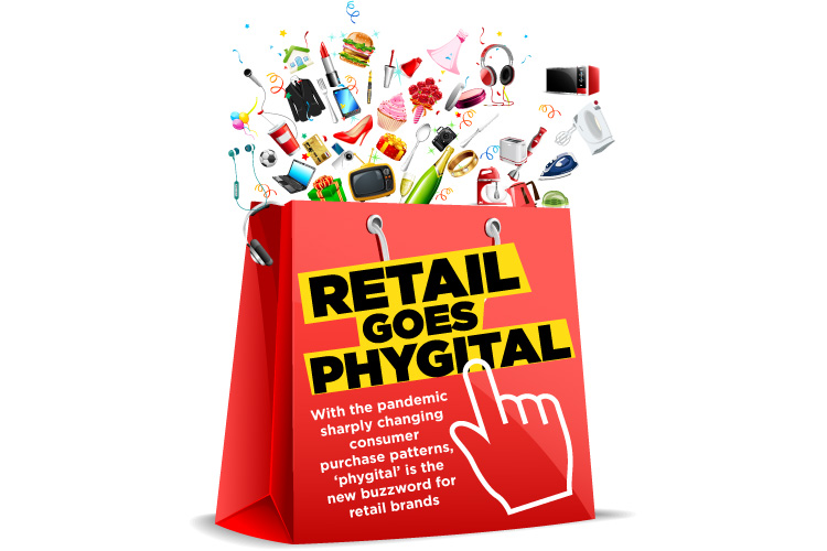 RETAIL GOES PHYGITAL