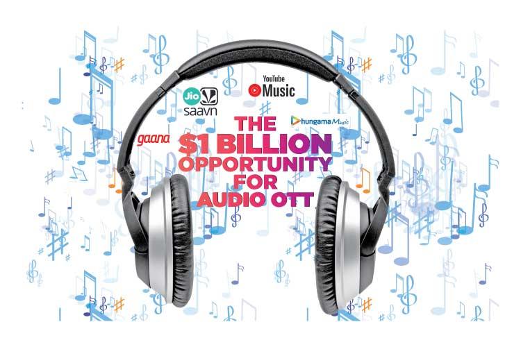 THE $1 BILLION OPPORTUNITY FOR AUDIO OTT
