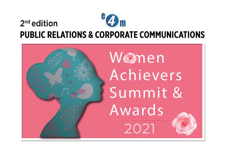 EXCHANGE4MEDIA UNVEILS 2ND EDITION OF WOMEN ACHIEVERS IN PR AND CORP COMM