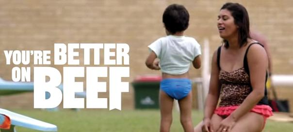 TVC: Meat & Livestock – You're better with beef