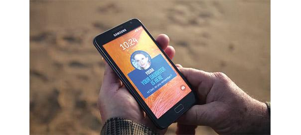 Direct Marketing: Samsung Back-up Memory Project