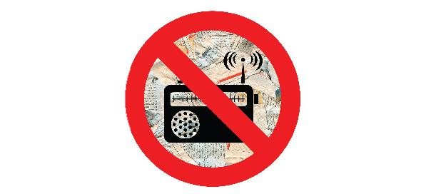 WHY IS NEWS ON FM RADIO A SECURITY THREAT?