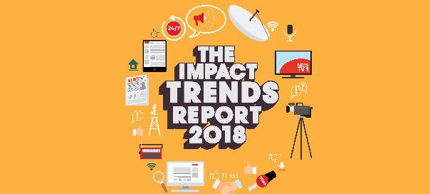 THE IMPACT TRENDS REPORT 2018