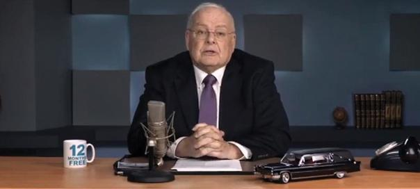 TVC: Freedom Insurance – Clive Robertson