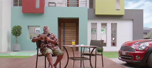 TVC: Asian Paints–Weather Report & Pappu Daring