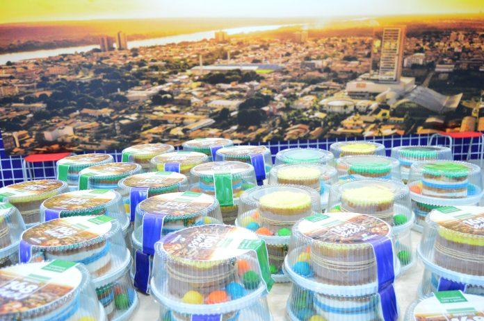 169 bolos serão sorteados em comemoração ao aniversário de Imperatriz
