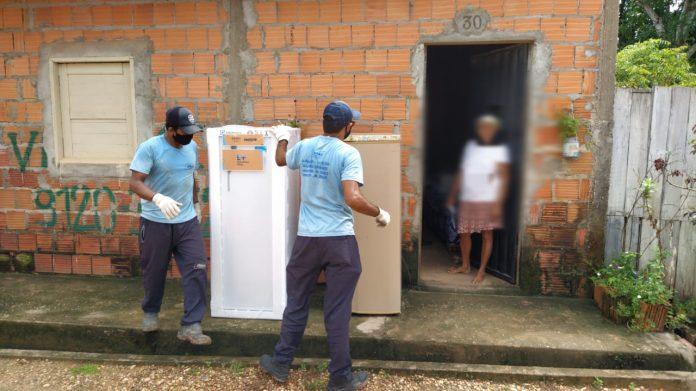 Saiba como se cadastrar no programa troca de geladeira