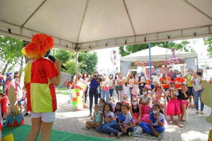Circo Literário incentiva a leitura na rede pública em Imperatriz