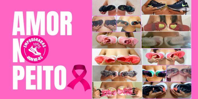 Corredoras imperatrizenses alertam sobre prevenção ao câncer de mama