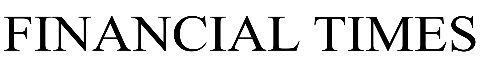The Financial Times logo