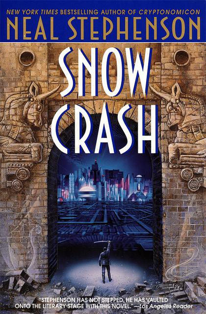 Front cover of Snow Crash
