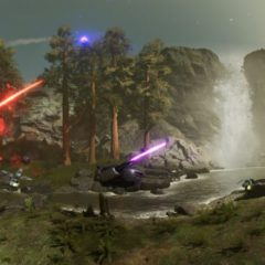 Image of Introducing SURVIVAL, our GDC tech demo.