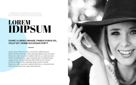 fashion-powerpoint-template image