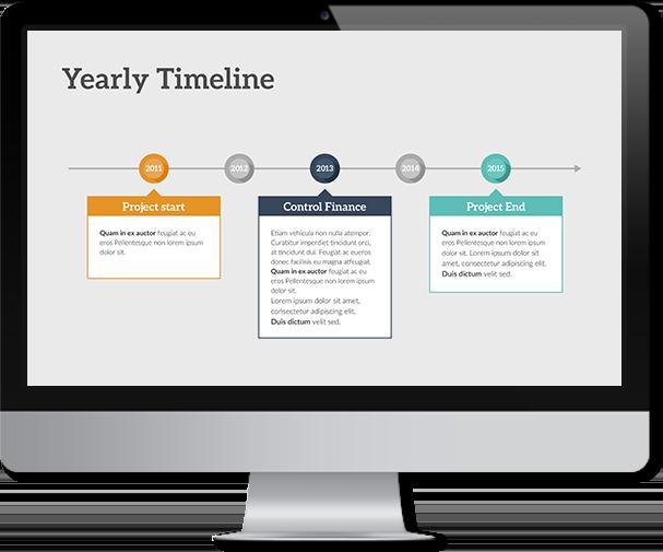 timeline keynote template improve presentation. Black Bedroom Furniture Sets. Home Design Ideas