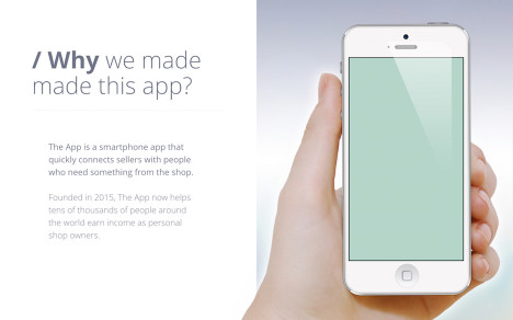 iphone app keynote template  improve presentation, Templates