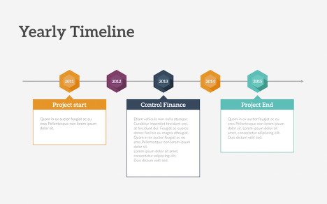 Timeline Powerpoint Template | Improve Presentation