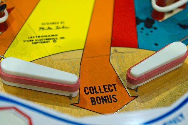 collect bonus