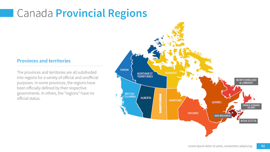 Canada-Map-For-PowerPoint_Screen-7