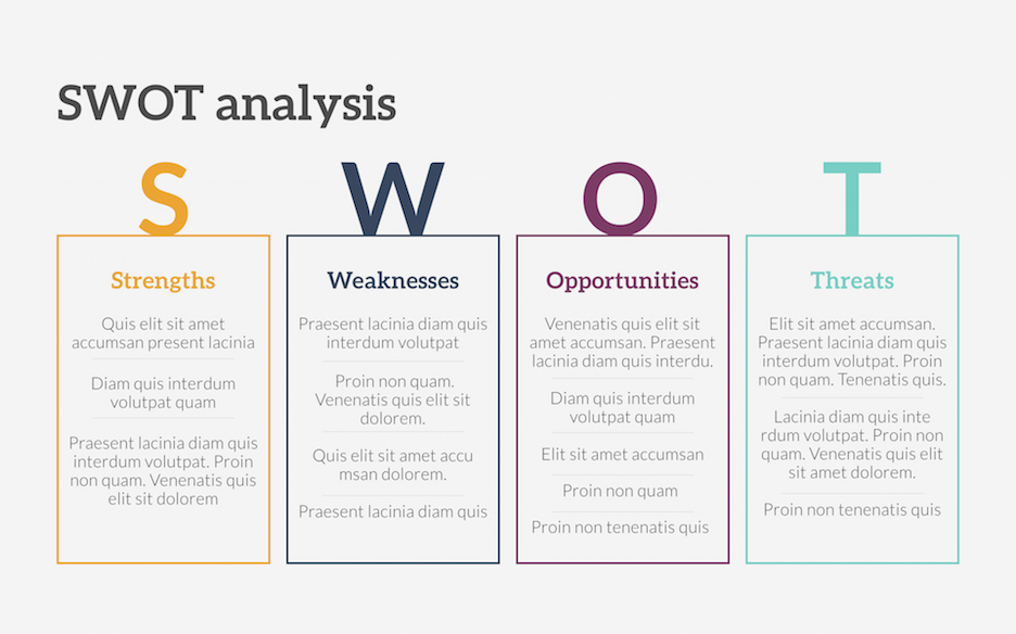 swot-analysis-keynote-template image