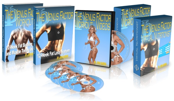 Venus Factor System Review – Weight Loss for Women