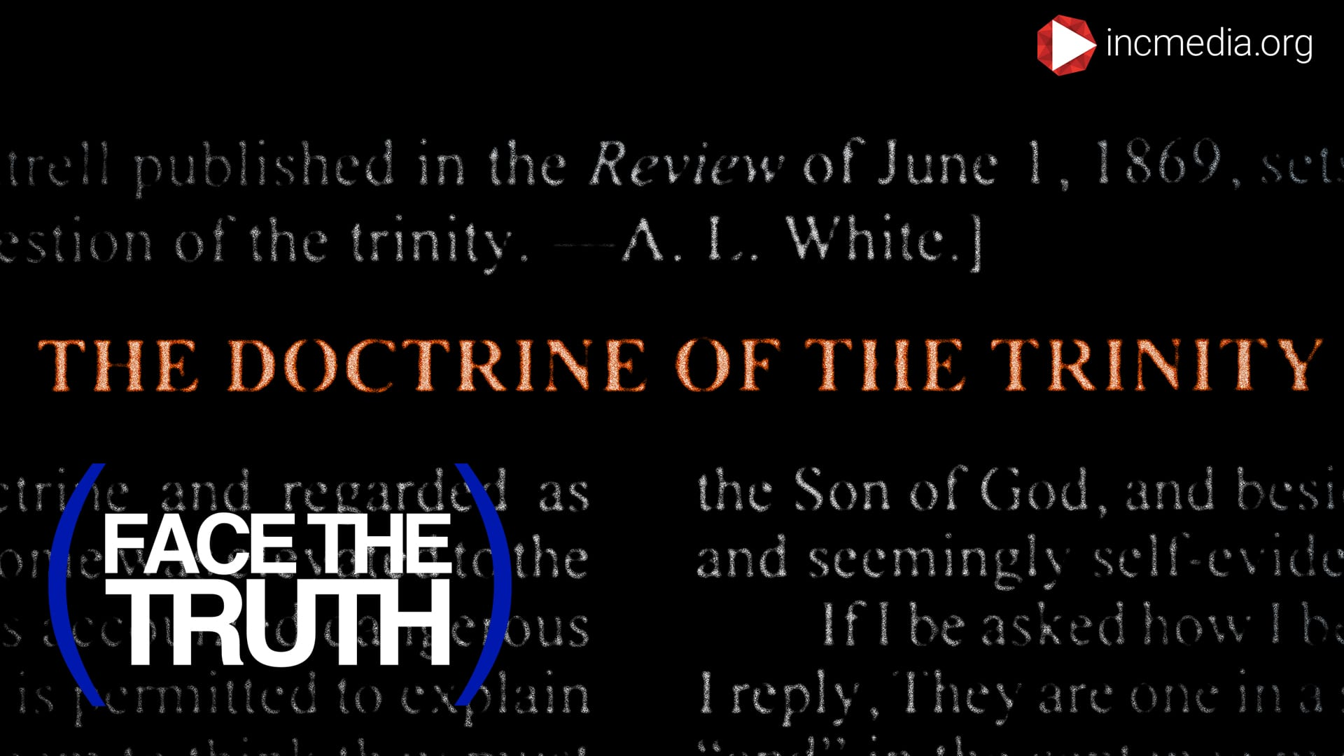 What Is the Trinity Doctrine?