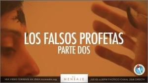 Los Falsos Profetas