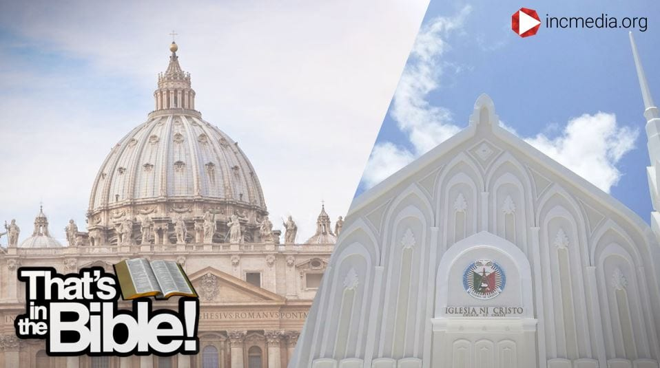 Is There a Difference Between Iglesia Ni Cristo and Catholic Beliefs?