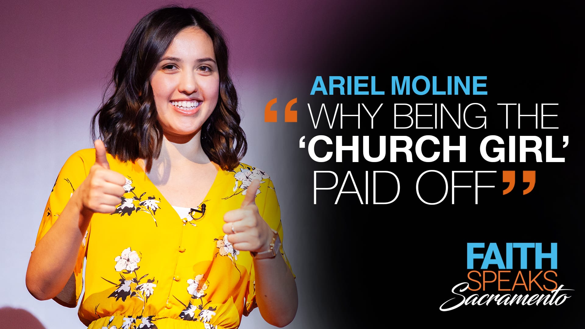 """Ariel Moline: """"Why Being the 'Church Girl' Paid Off"""""""