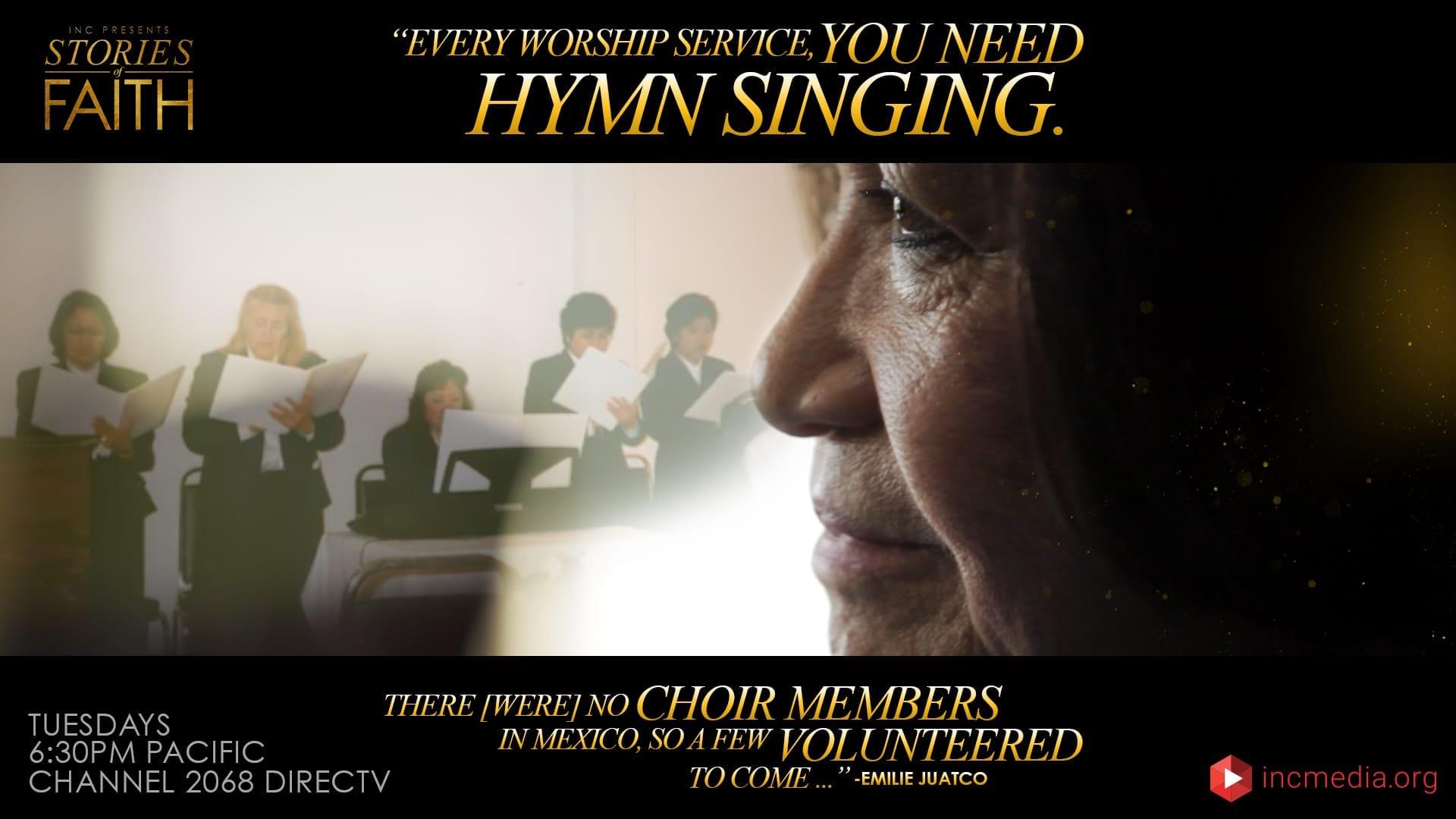 El Coro – Singing Praises in Mexico City