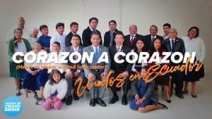 Corazon a Corazon, Unidos en Ecuador