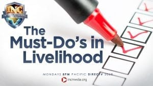The Must-do's in livelihood