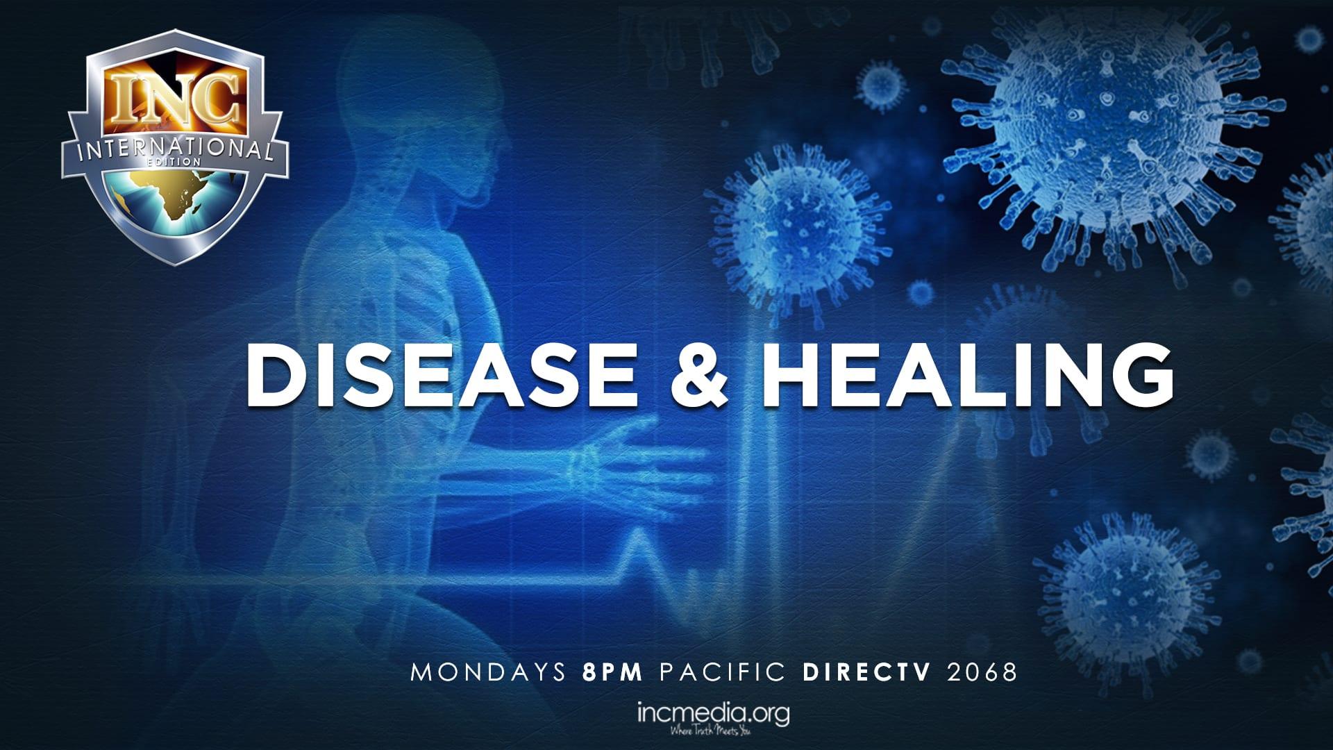 Disease and Healing