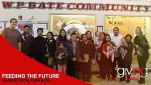 Families with teachers from W.P. Bate Community