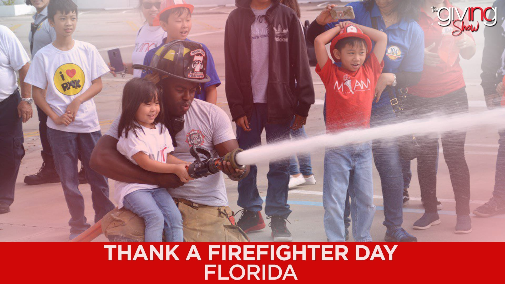 Thank a Firefighter Day