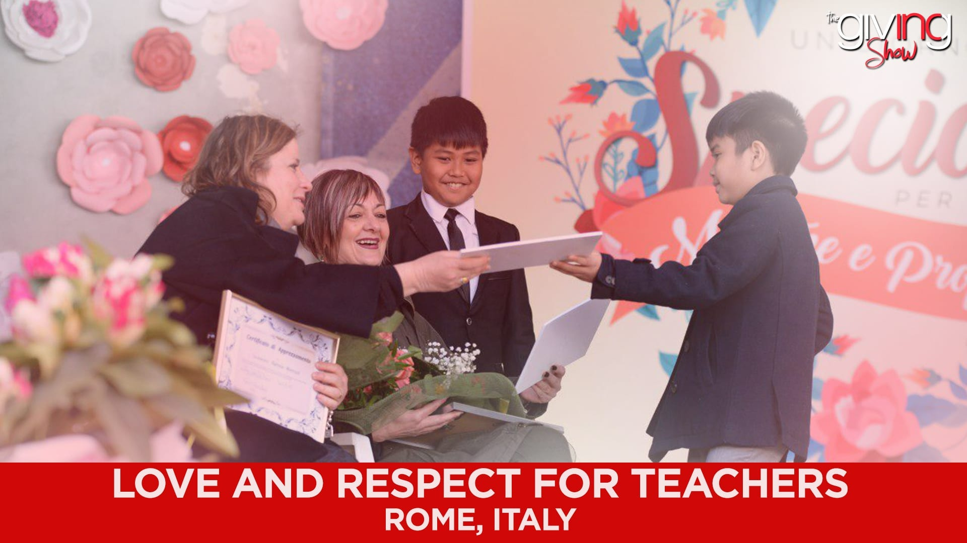 Love And Respect For Teachers