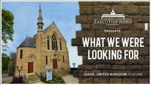 Church Building in Leeds United Kingdom