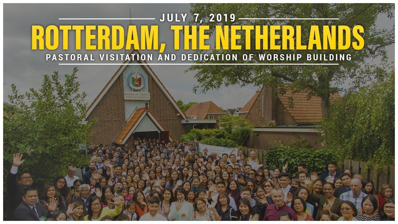 Pastoral Visitation in Rotterdam, The Netherlands