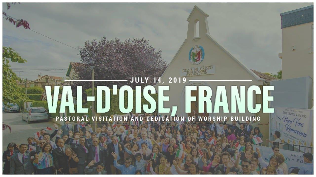 Pastoral Visitation in Val-D'Oise, France