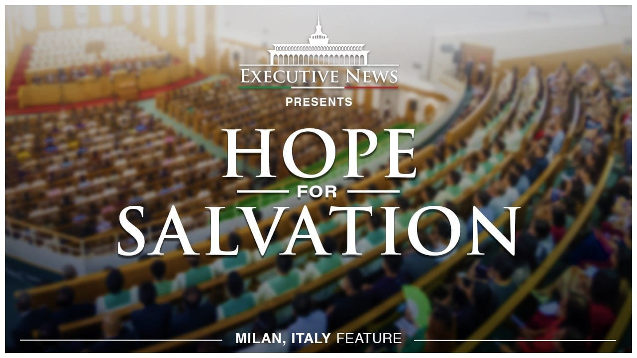 Hope for Salvation | Milan, Italy