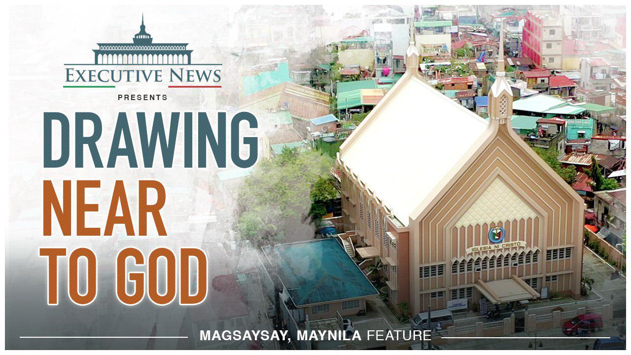 Drawing Near to God | Magsaysay, Maynila