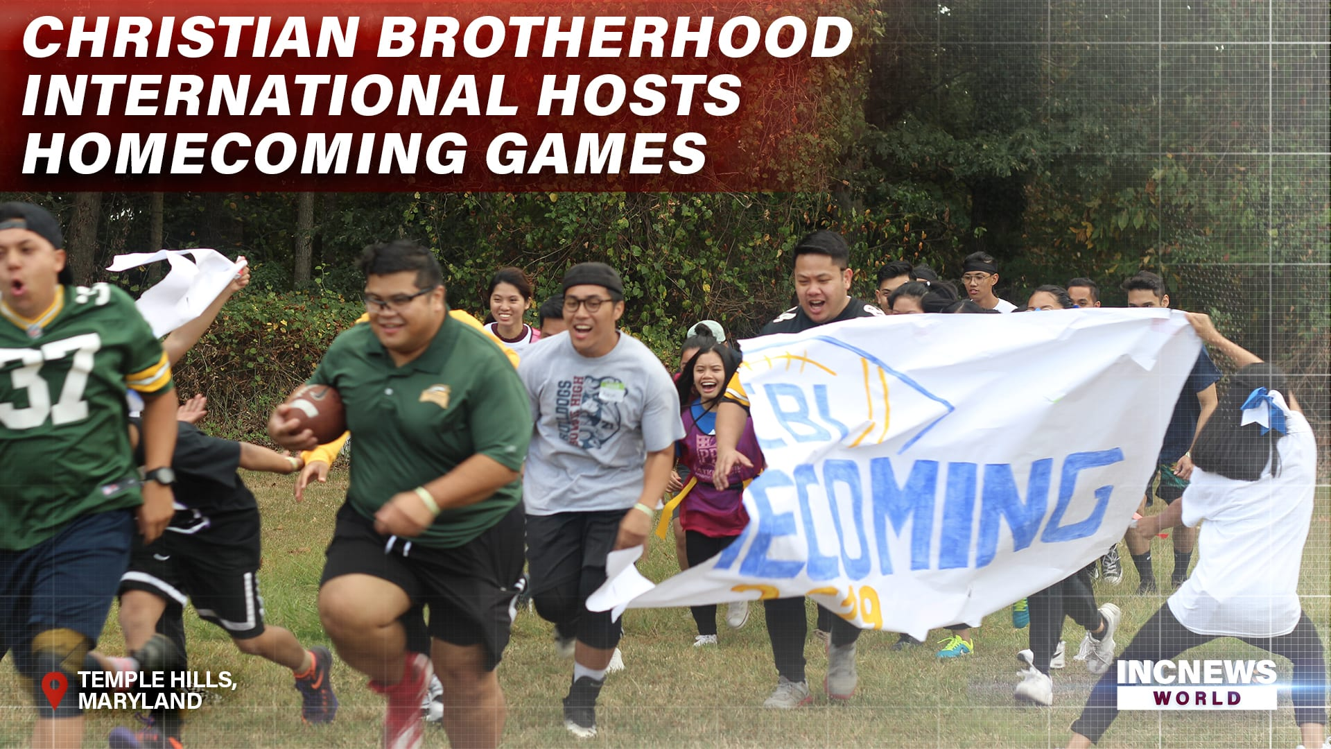 Christian Brotherhood International Hosts Homecoming Games