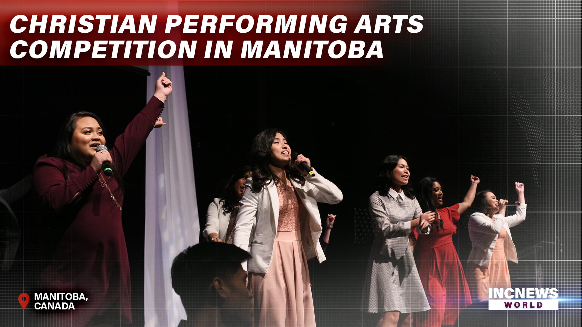 CHRISTIAN PERFORMING ARTS COMPETITION IN MANITOBA