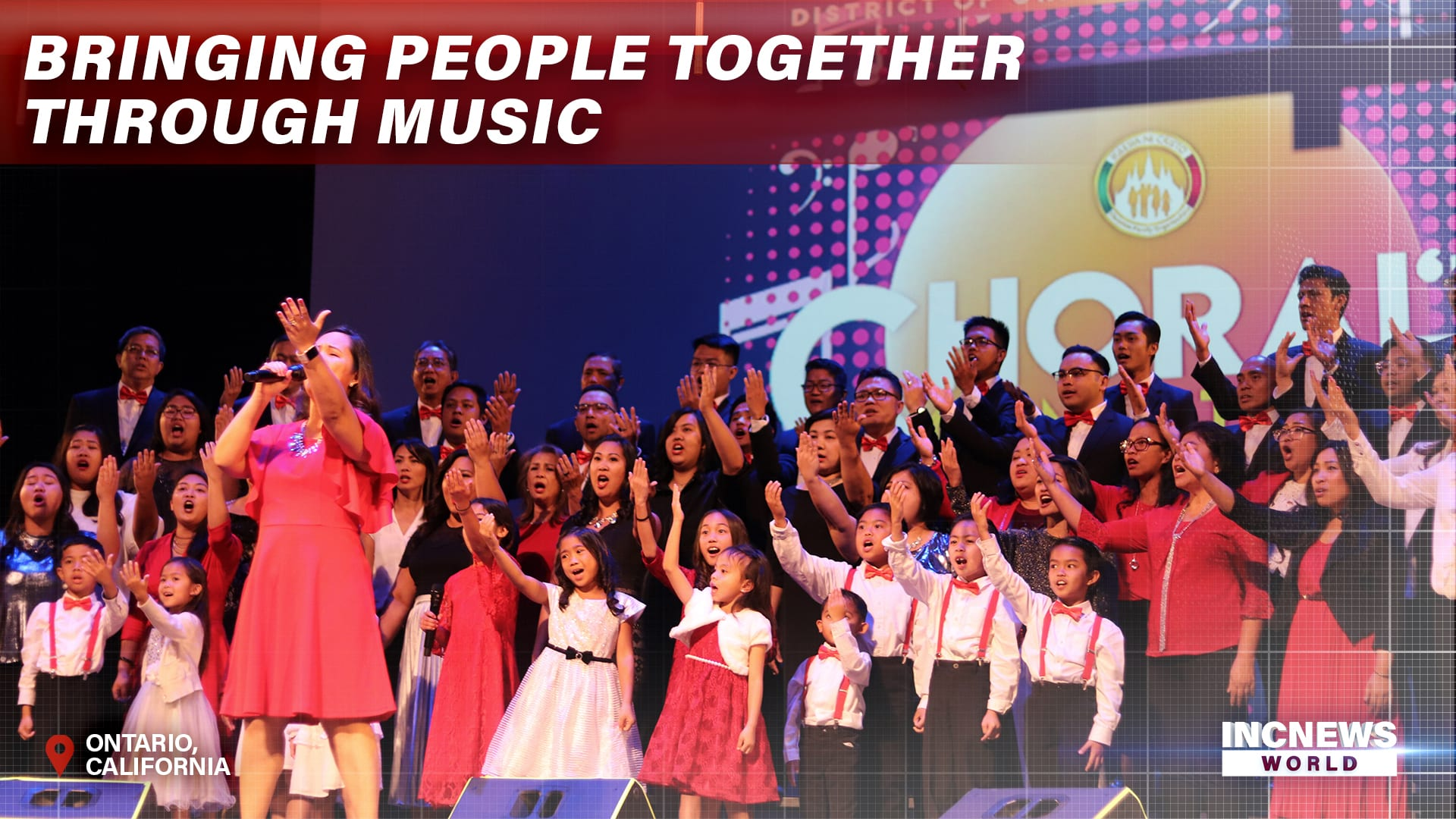 Bringing People Together Through Music