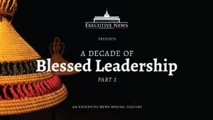 A Decade of Blessed Leadership Part 2
