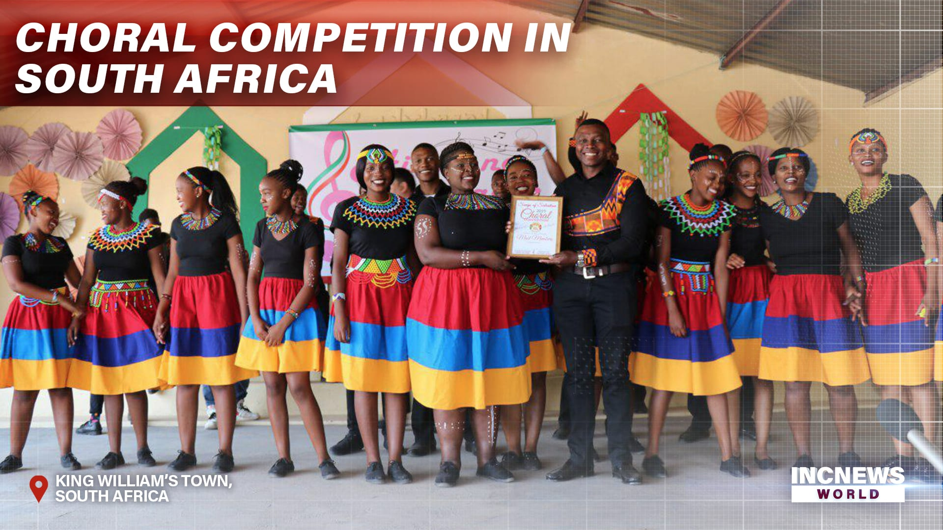 Choral Competition in South Africa